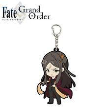 A3 Rubber Strap Keychain Fate/Grand Order 05 Caster Shokatsu Koumei El-Melloi Ii