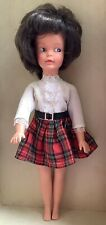 More details for excellent vintage 1970's canterbury patch doll 047001 sindy sister made england