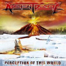 ANCIENT DOME-PERCEPTION OF THIS WORLD-CD-thrash-metal-defiance-testament-exodus