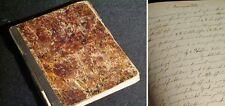 Kochbuch handgeschrieben um 1900; 69 beschriebene Seiten