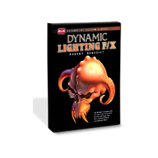 Dynamic Lighting F/X How-To Airbrush Painting DVD with Robert Benedict Kustom