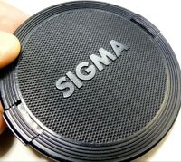 Sigma 72mm Black Lens Front Cap APO AF EX    Free Shipping USA