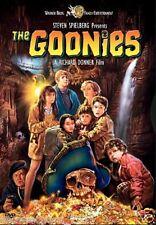THE GOONIES DVD Stephen Spielberg Jeff Cohen Corey Feldman Brand New Sealed UK