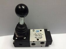 AZ Pneumatica 3/2-way G1/8 Pneumatic Directional Control Valve 321LL90
