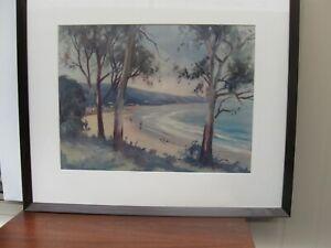 Dermont James Hellier - Print entitled Seascape