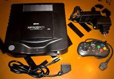 jap. Neo Geo CD Konsole - anschlussfertig & voll funktionstüchtig - TOP Zustand