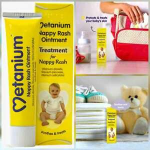 Metanium Nappy Rash Ointment 30g | Relieves irritation and redness | Babycare