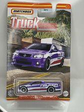Matchbox truck series 08 Holden VE UTE SSV
