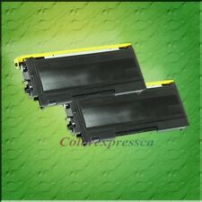 2 TONER CARTRIDGE FOR BROTHER TN-350 MFC-7220 7225N