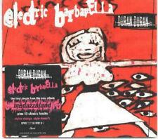 Duran Duran ELECTRIC BARBARELLA MEDAZZALAND Promotional Only CD Sampler MINT!