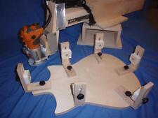 Guitar Binding machine with  Ridgid router  and bit set