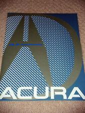 ACURA TL X TLX CONCEPT SEDAN PRESS PACK BROCHURE RARE