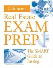California Real Estate Exam Prep [Preparation Guide w/ CD] [Real Estate Exam Pre