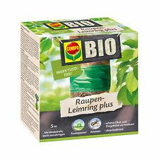 Compo Bio Raupen-Leimring 5 M Piège à Colle Insecte Fourmis Insektizid-Frei Baum