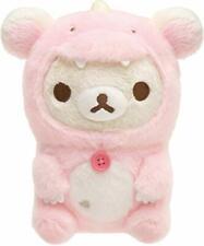 San-X Rilakkuma Dinosaur Korilakkuma Plush Doll Stuffed Toy MY72301 Japan