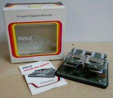 Prinz Movie Film Splicer Super 8 Regular 8 / 16mm Film Retro Film Cutter Boxed