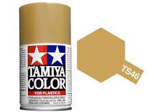 Tamiya 85046. Spray TS-46. Pintura esmalte color Arena Claro