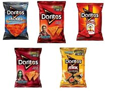 DORITOS Flavored Corn Chip Snacks 2 BAGS PER ORDER + EASY SHIPPING !