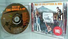"ERIC BURDON & WAR - Best Of  (mit ""Spill The Wine"", ""Paint It Black"" uva)"
