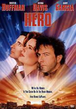Hero DVD (1992) - Dustin Hoffman, Geena Davis, Andy Garcia, Stephen Frears