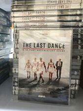 Chicago Bulls The last dance : 1990s DVD Complete Box Set New & Sealed Fast Ship