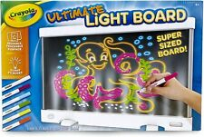 Crayola Ultimate Light Board, Drawing Tablet, Gift for Kids, Age 6, 7, 8, 9 NEW