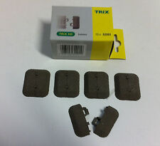 Trix 62001 x 10 Stück (1VE) C-Gleis Endstück neu OVP H0 DC