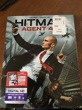 Hitman: Agent 47 (Blu-ray Disc, 2015) With Slip Cover