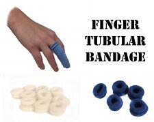 Tubular FINGER COT Dressing Bob Buddies Bandage Applicator Catering Thumb Cover
