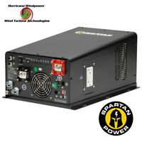 Spartan Power 4400 Watt 24V 120/240V Pure Sine Wave Inverter Charger SP-IC4424