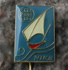 Antique Nike Victory Yachting Club Czechoslovakia Yacht Sailing Boat Pin Badge