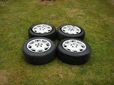 "Mercedes 16"" Alloy Wheels R129 SL W124 500E"