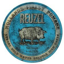 REUZEL BLUE PIG STRONG HOLD WATER SOLUBLE 113g FREE SHIPPING