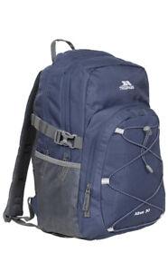 Trespass Albus Backpack/ Rucksack - Navy, 30 Litres