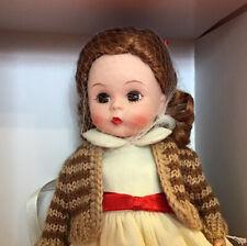 Htf Madame Alexander Bk Doll �Monkeying Around�, 38510, 2004, Retired