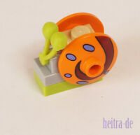 LEGO SpongeBob - Schnecke Gary orange / Snail Gary - Orange Shell bob004 NEUWARE