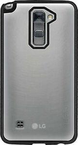 Incipio Shock Absorbing Octane Case for LG Stylo 2 V - Frost/Black