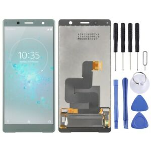 For Sony Xperia XZ2 Compact LCD Replacement Display Digitizer Touch GREEN