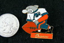 DOLPHIN FOOTBALL PLAYER PIN