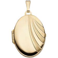 Medaillon 333 Gold Gelbgold H 31 mm Medallion Medaillion Medalion Amulett