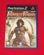 Prince Of Persia Warrior Within PS2 Game Playstation 2 Game