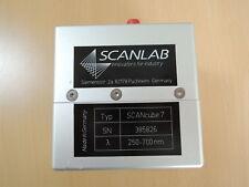 SCANLAB SCANcube7 /  Free Expedited Shipping