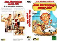 (VHS) Eine Nervensäge gegen alle - Liselotte Pulver, Dieter Hallervorden (1969)