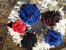 Pinze fiocco multicolore per capelli nuove New Hair multicolor bows