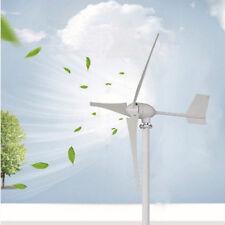 500W 3 Blade 12V Aerogenerator Wind Turbine Generator Powered Home Power New