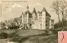 Carte Château de CLAVIERES Eyrens