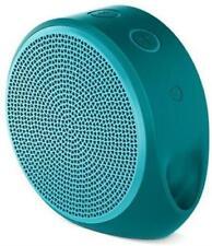 Logicool by Logitech X100 Teal Mobile Blutooth Wireless Speaker