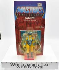 Evil-Lyn NEW SEALED UNPUNCHED 1983 He-Man MOTU Masters of the Universe Mattel