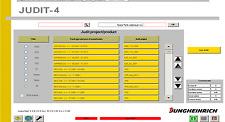 JUNGHEINRICH Judit-4 v4.35 2019 Diagnostic Software
