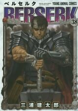NEW BERSERK Vol.38 Japanese Version Manga Comic